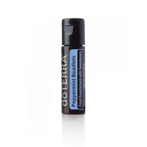doTERRA Peppermint Beadlets (Pfefferminze Kügelchen) - 125 Stk.