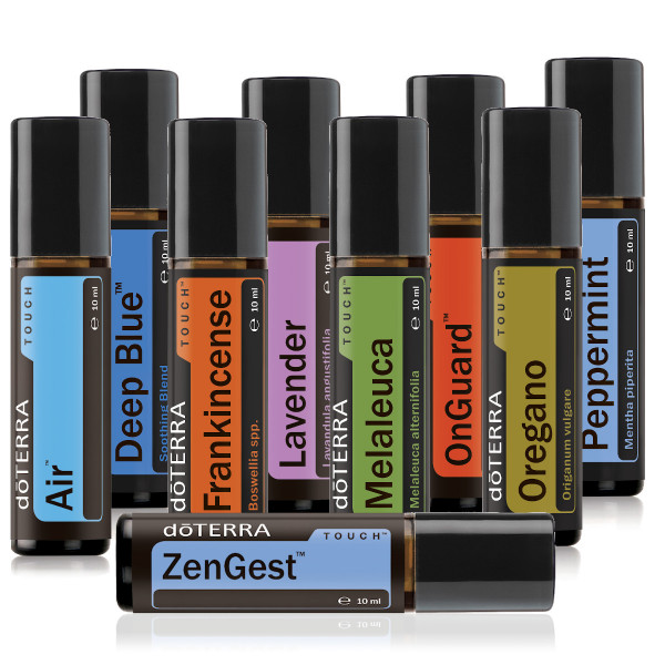 dōTERRA Touch Kit (Roll-On Set)