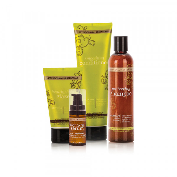 dōTERRA Hair Protection Kit L (Haarpflege Set groß) - 4-teilig